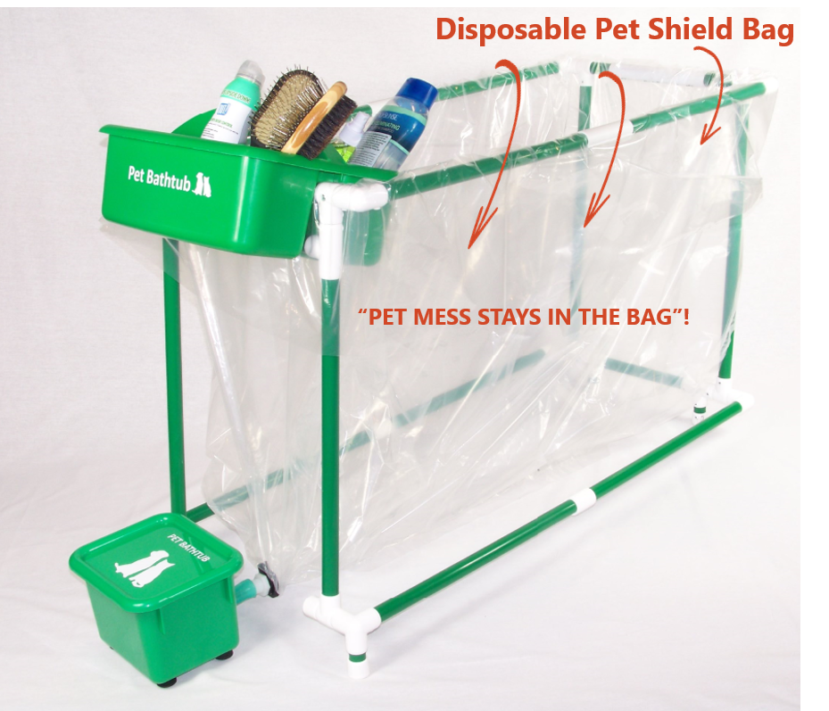 Disposable Pet Shield Bag